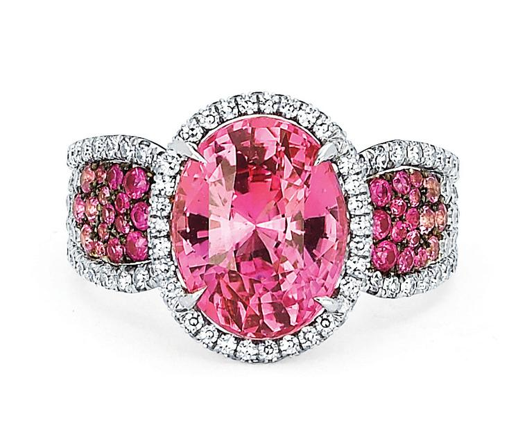 The recent creations of Hollywood favourite Martin Katz include colourful new jewels and a lavish hotel suite in NYC