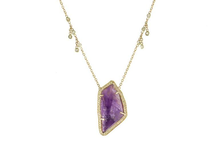 Gemfields brings a fresh look to emeralds and amethyst with Jacquie Aiche at Stone and Strand