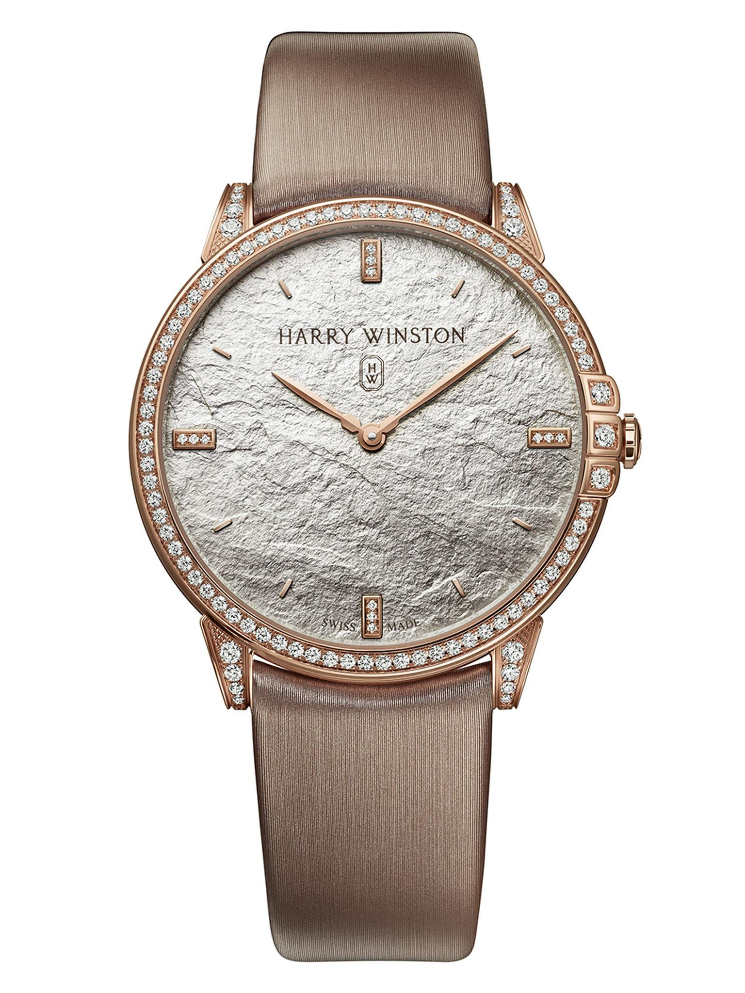 The women's Midnight Monochrome watch