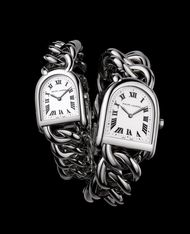 Ralph Lauren announces the arrival of the dainty Stirrup Petit Link watch