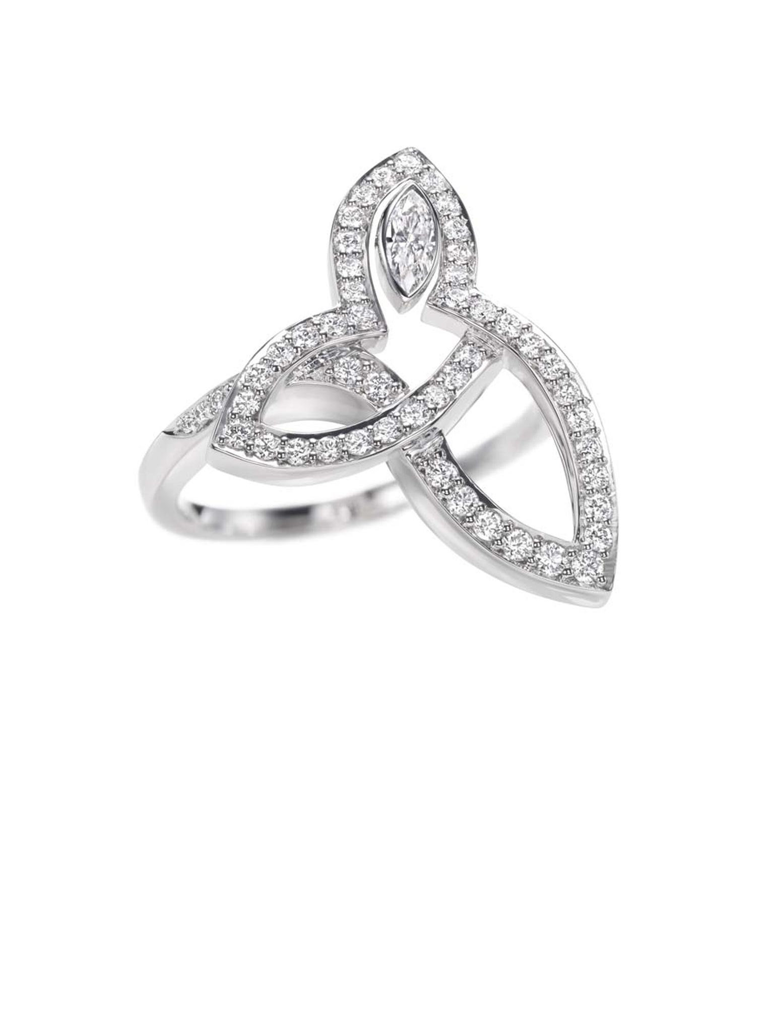 16e5db788d106 The famous Harry Winston Cluster design has evolved over the decades ...
