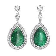 The latest collaboration between Theo Fennell and Gemfields stars three stunning Zambian emeralds