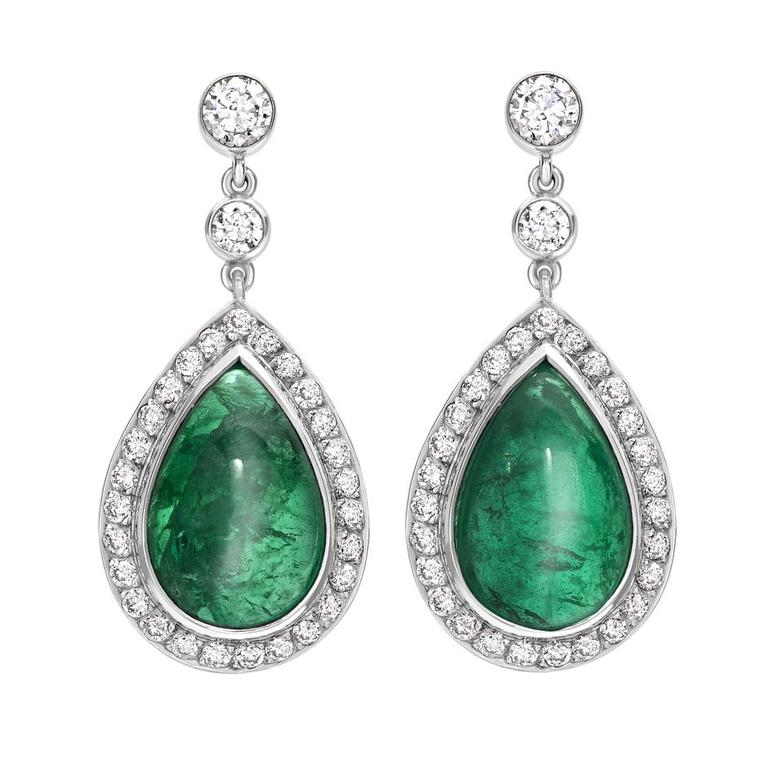 Theo Fennell and Gemfields collaborate on a new suite of jewels starring three impressive Zambian emeralds