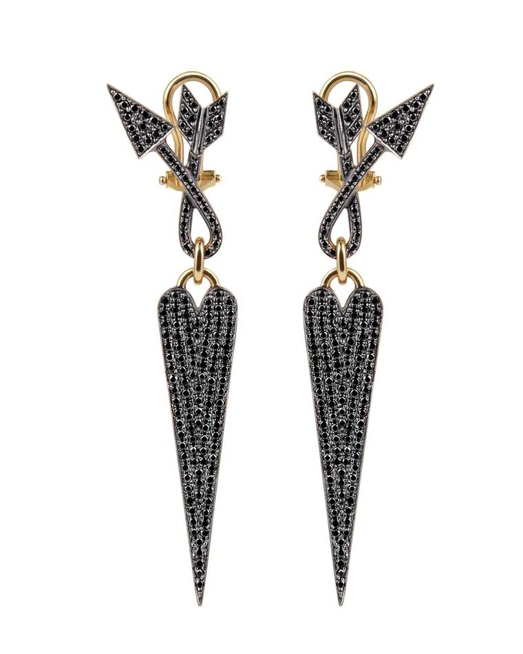 Elena Votsi Eros Passion earrings