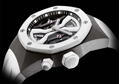 Audemars Piguet's Royal Oak Concept GMT Tourbillon