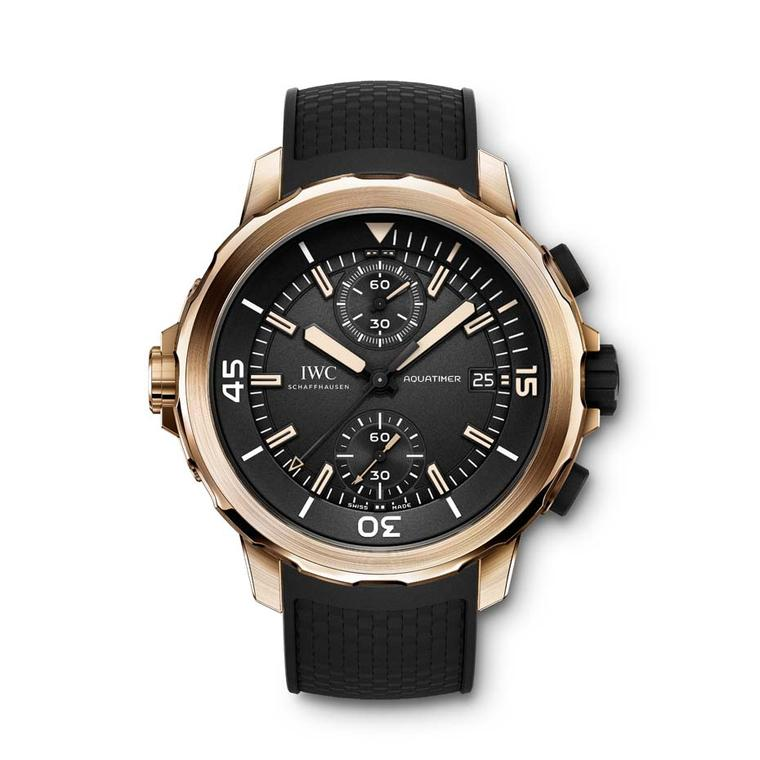 Aquatimer Expedition Charles Darwin Chronograph Edition