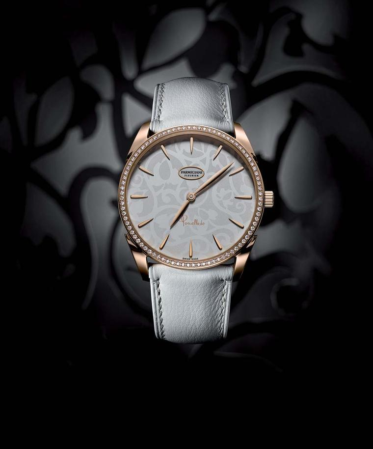 Rose gold Tonda Pomellato watch