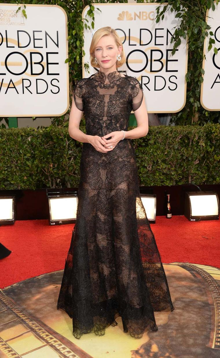 Golden Globes 2014: the best of the red carpet jewels