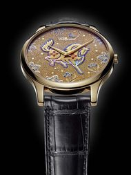 Watchmakers and jewellers honour the Chinese Year of the Horse