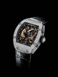 Richard Mille lights the way in watchmaking for women