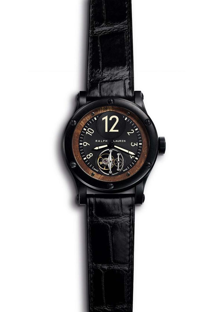 Ralph Lauren Sporting Automotive Flying Tourbillon