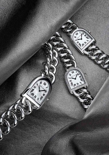 Ralph Lauren Stirrup watches