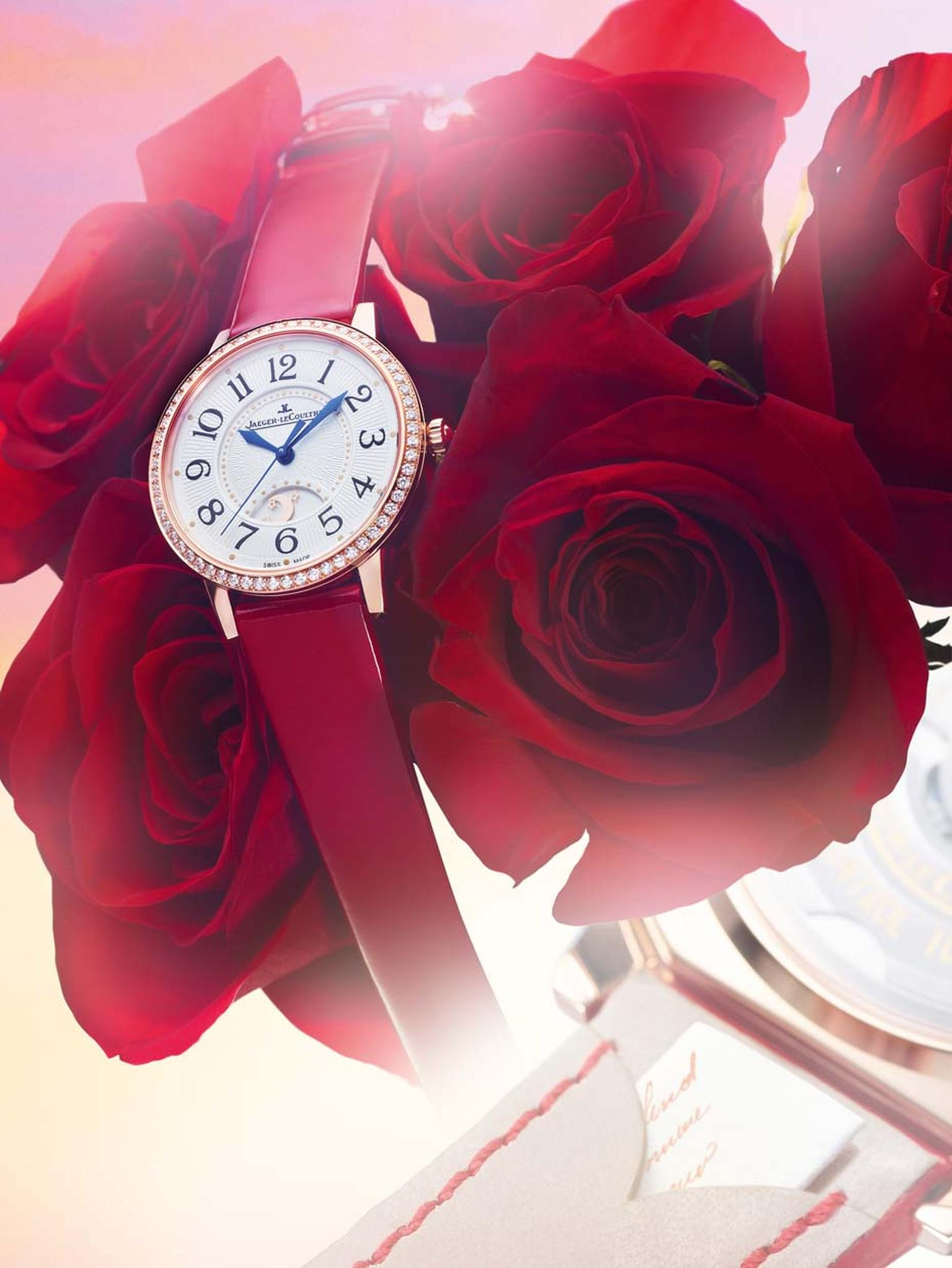Jaeger-LeCoultre's limited edition Rendez-Vous. PS. I Love You