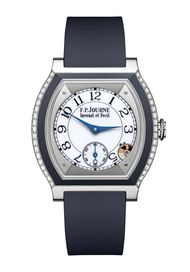 Independent watchmaker F P Journe debuts innovative collection of Elegante watches for women that catnap when not in use