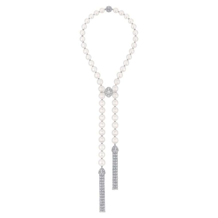 Chanel Perles de Jour necklace, from the new Les Perles de Chanel collection