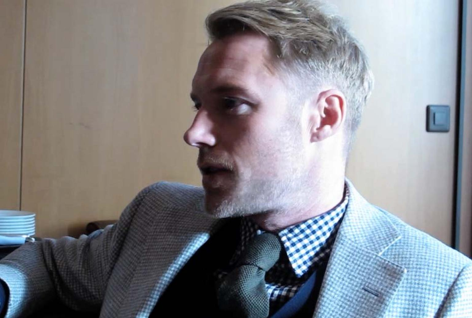 Ronan Keating met with Maria Doulton at the SIHH 2014 to discuss his IWC watch collection