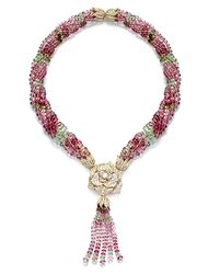 Floral tribute: the new Rose Passion high jewellery collection by Piaget