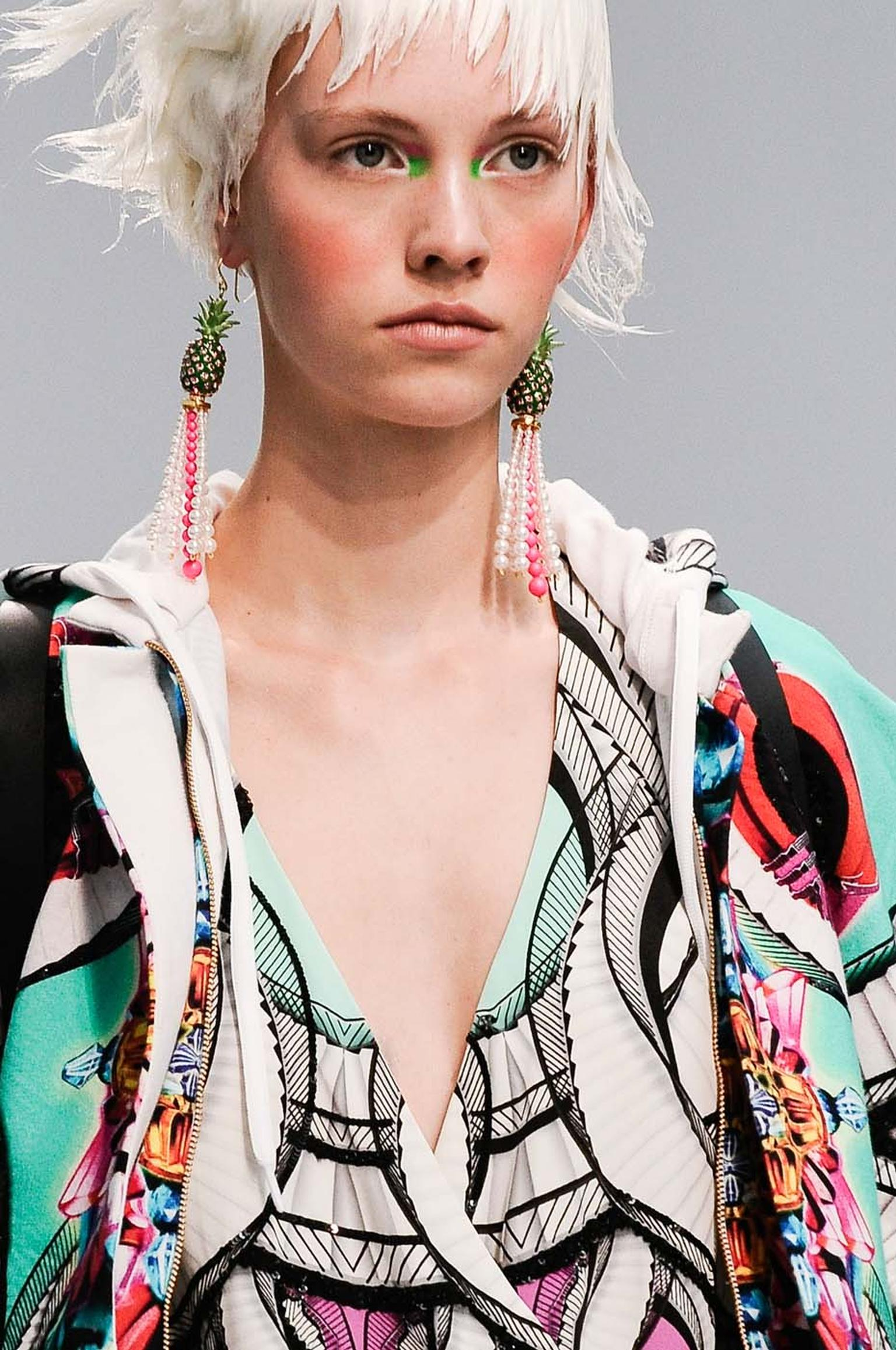 Manish Arora has teamed up with Indian jewellery designer Amrapali