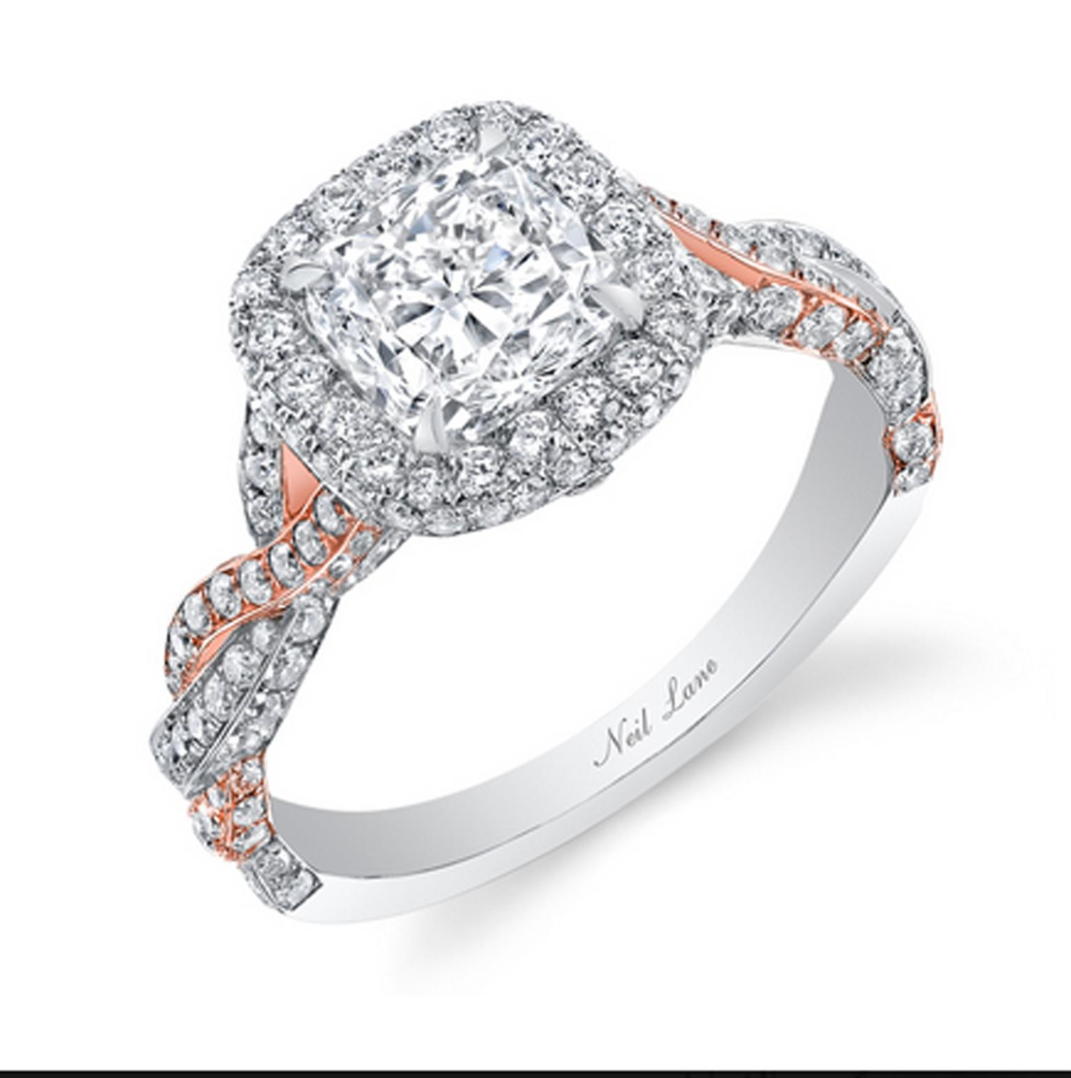 The Neil Lane Romantic Entwined Ring