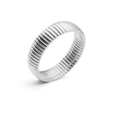 Andrew Geoghegan Cannelé ribbed ring