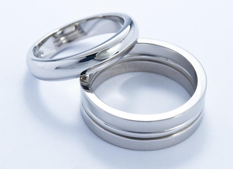 Wedding bands for men: the brands to head to for stylish nuptial jewellery