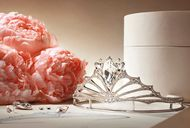 Debutantes sparkle in fairytale tiaras designed by Stephen Webster for the Vienna Opera Ball