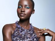 Girl of the moment Lupita Nyongo shows off her cool choice of Alexandra Mor jewels