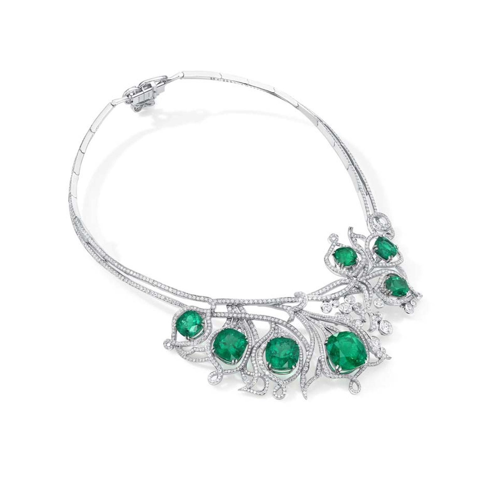 'The Million Pound Necklace: Inside Boodles' follows the creation of the one-of-a-kind Boodles Greenfire necklace, which took a jaw-dropping 1,800 hours of work
