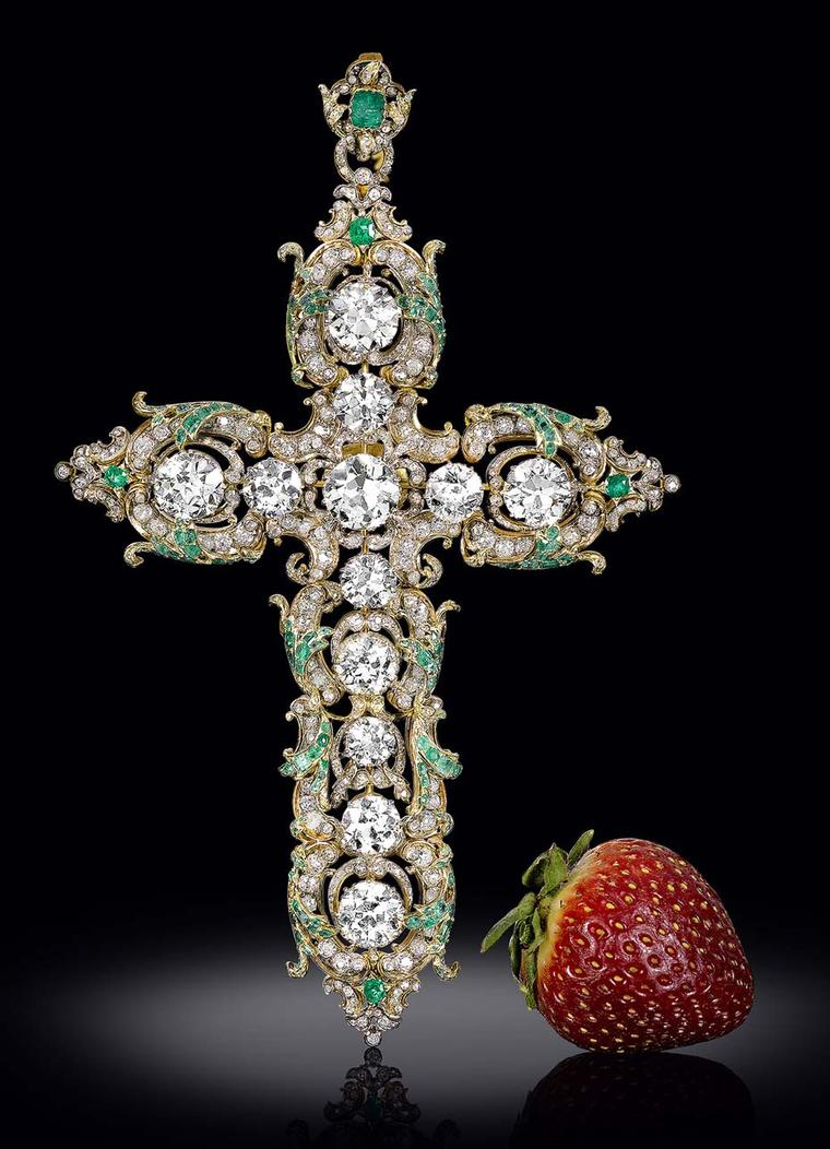 Holy Week: sale of diamond jewels owned by Pope Paul VI for close to $2 million