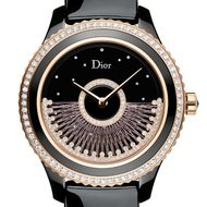 Baselworld 2014: Dior impresses with the hand-stitched Dior VIII Grand Bal Fil de Soie watch