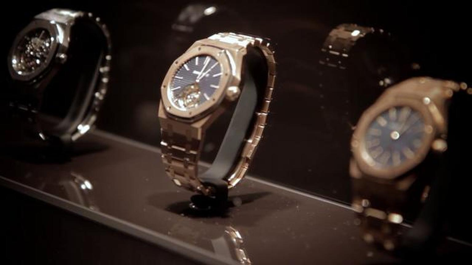 Audemars Piguet  The Royal Oak Collection 40th Anniversary