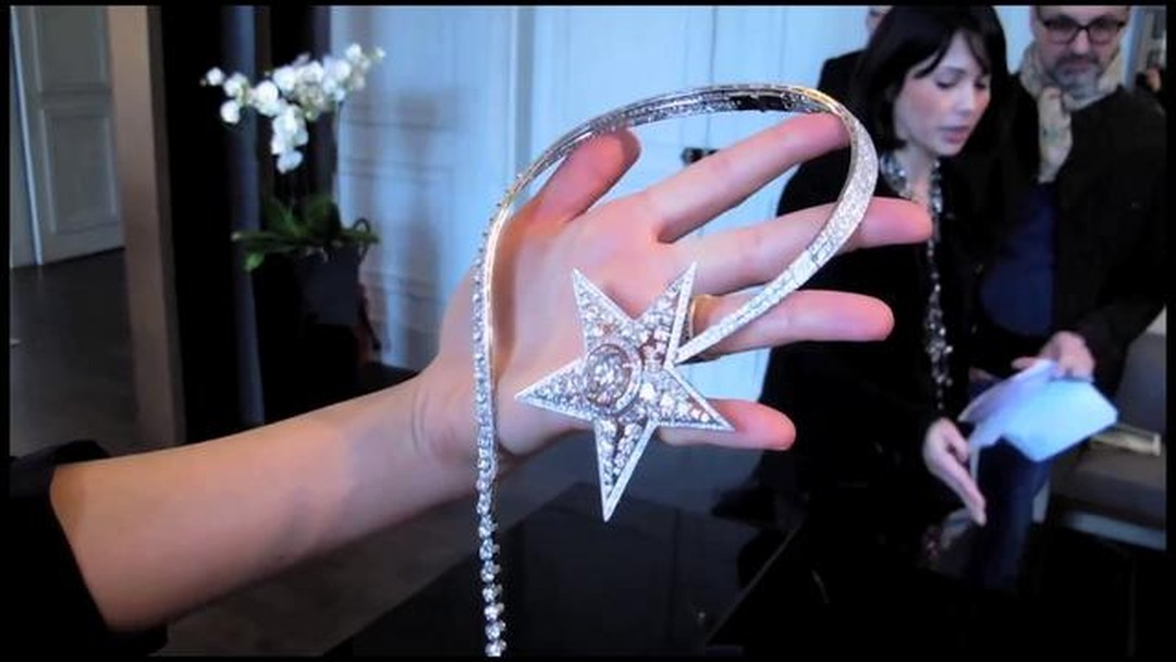 Video of Paris Jewellery shows January 2012