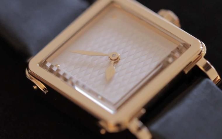 New Video: Louis Vuitton watches at Baselworld 2014