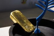 Chopard creates first ever Fairmined Golden Palm for Cannes Film Festival 2014