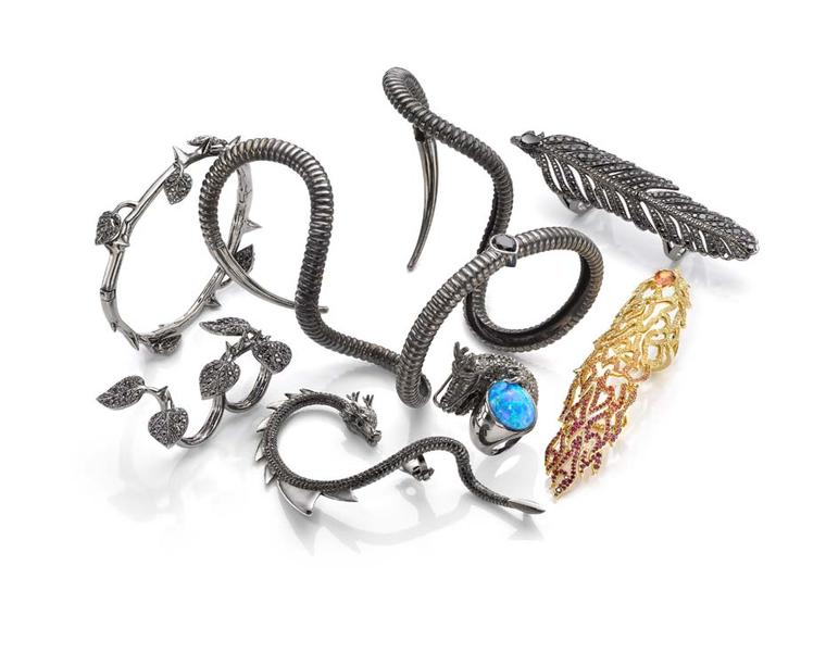 Crows Nest jewellery collaborates with Disney on a collection for the new Angelina Jolie film Maleficent
