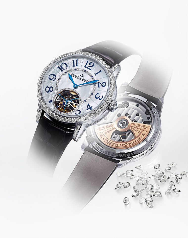 The arrival of the new Jaeger-LeCoultre Rendez-Vous Tourbillon watch shows just how committed the Swiss watchmaker is to offering the very finest in horology to women