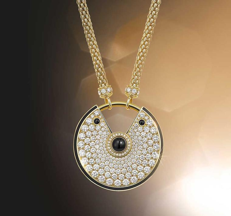 Unlock your dreams with the new Amulette de Cartier jewellery collection