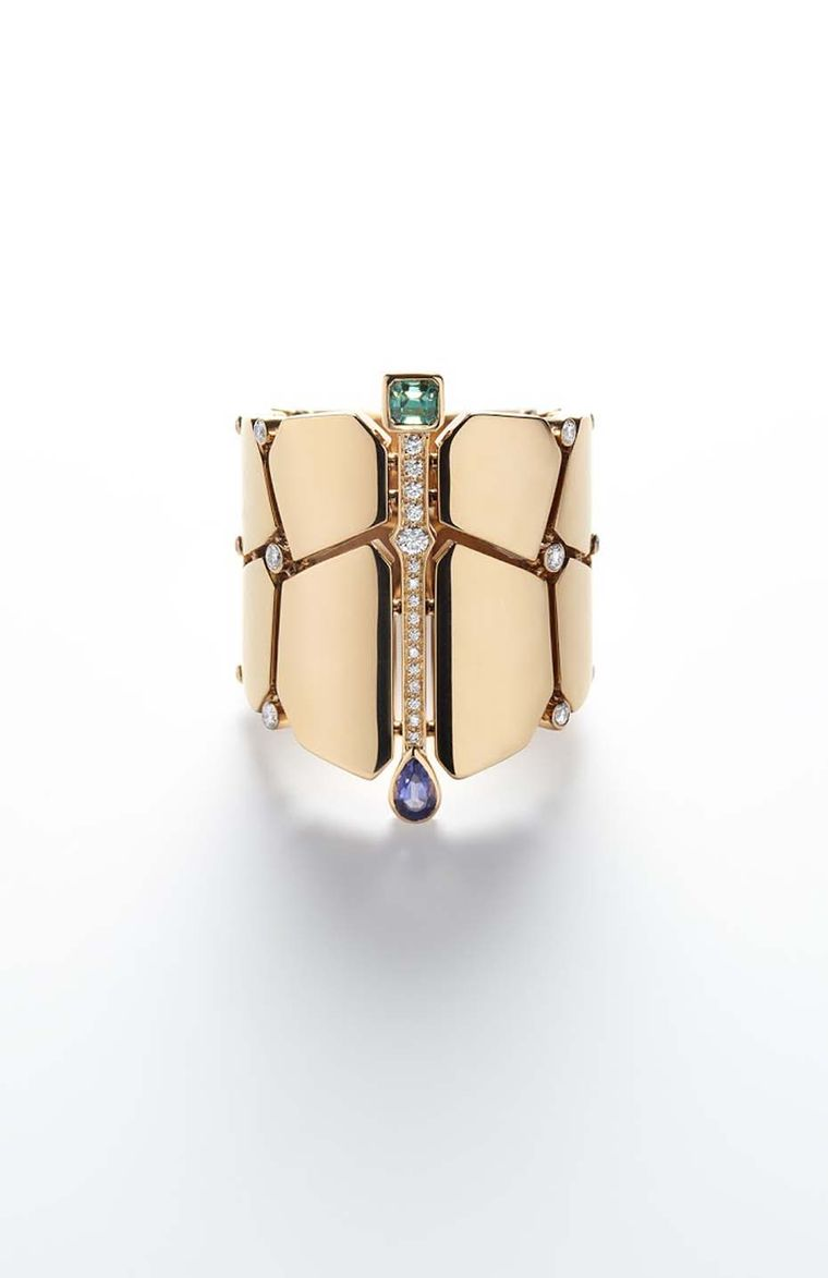 fake hermes purse - Reptilian beauty: the new Hermes Niloticus collection of jewels