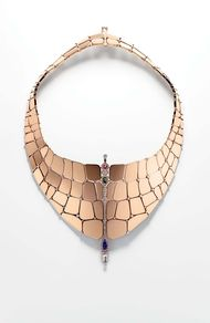 Reptilian beauty: the new Hermes Niloticus collection of jewels
