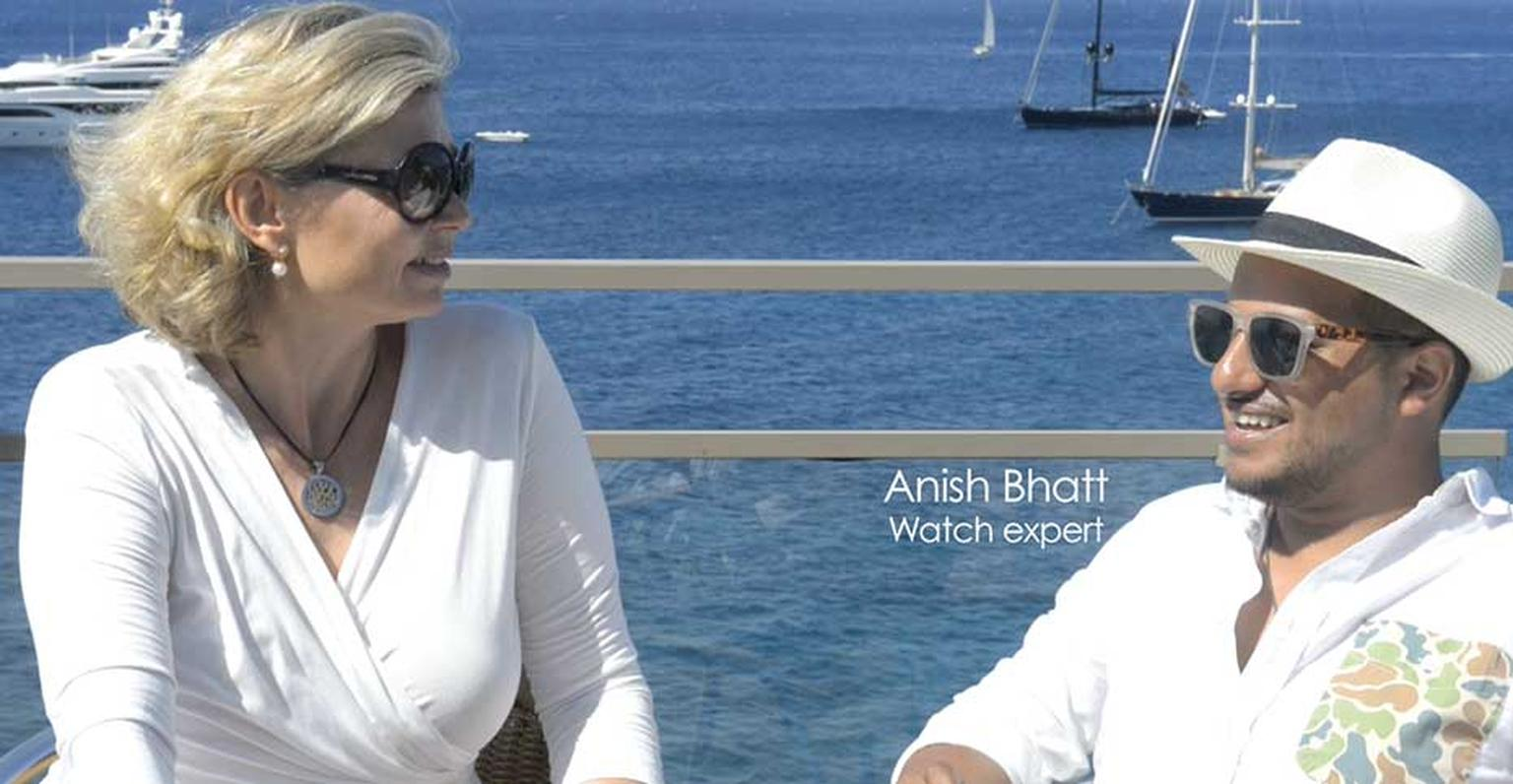 Anish Bhatt from Watch Anish speaks with The Jewellery Editor's Maria Doulton about Richard Mille watches and their strong identity, which fuses high-tech materials with style and design DNA