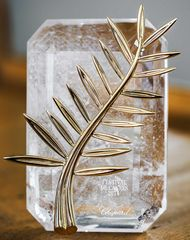 Chopard creates first ever Palme d Or award in Fairmined gold for the Cannes Film Festival 2014