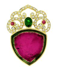 Couture Show Las Vegas: rare tourmalines in radiant hues are the gem to watch
