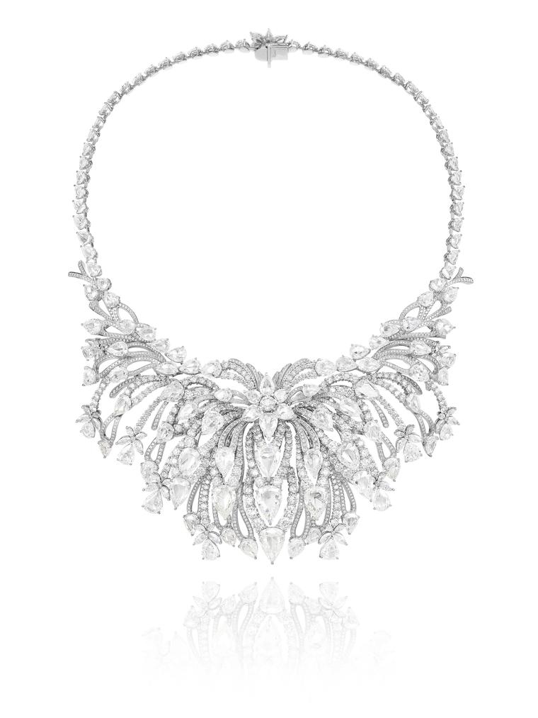 Chopard Red Carpet Collection 2014 Riviera diamond necklace