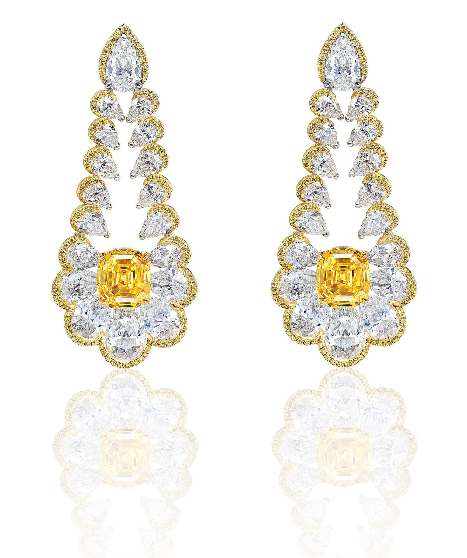 Chopard Red Carpet Collection 2014 earrings