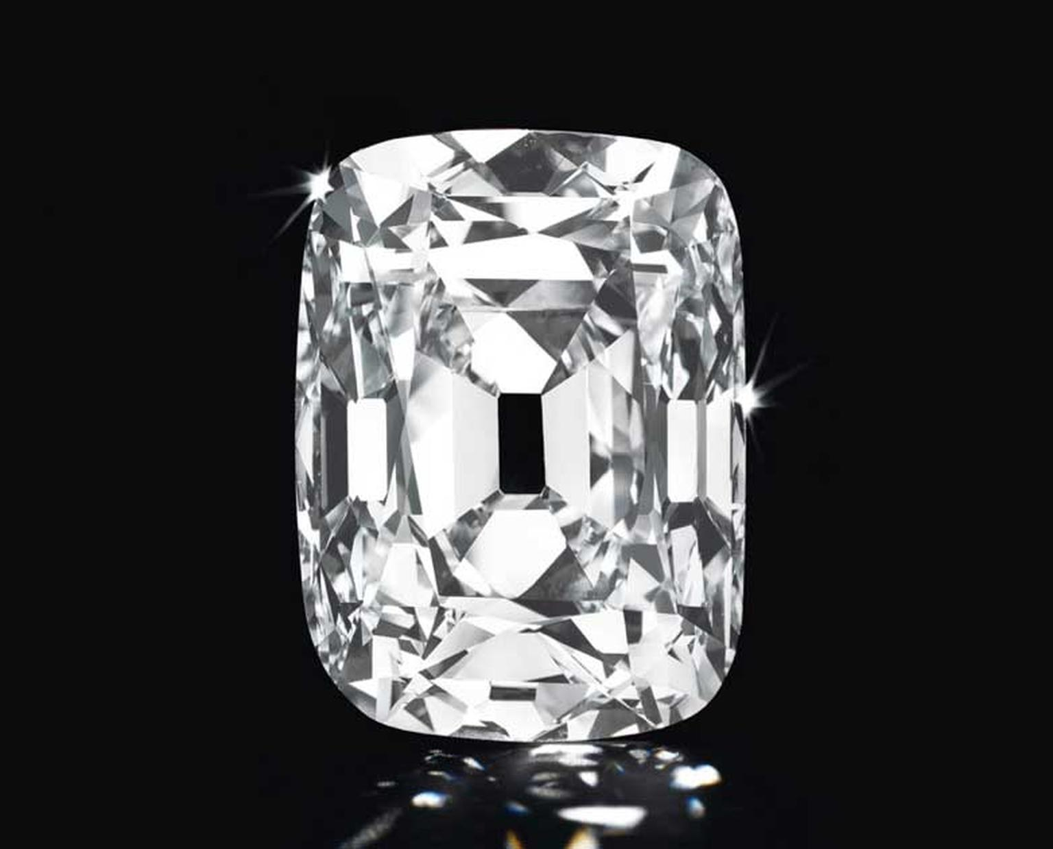 The legendary Archduke Joseph Diamond, a 76.02ct D, IF Golconda diamond, sold for an impressive $21.5 million at Christie's Geneva in 2012. It holds the world record for the highest price paid per carat for a colourless diamond at auction.