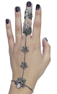 Couture Show Las Vegas: hand jewellery emerges as a top trend for 2014