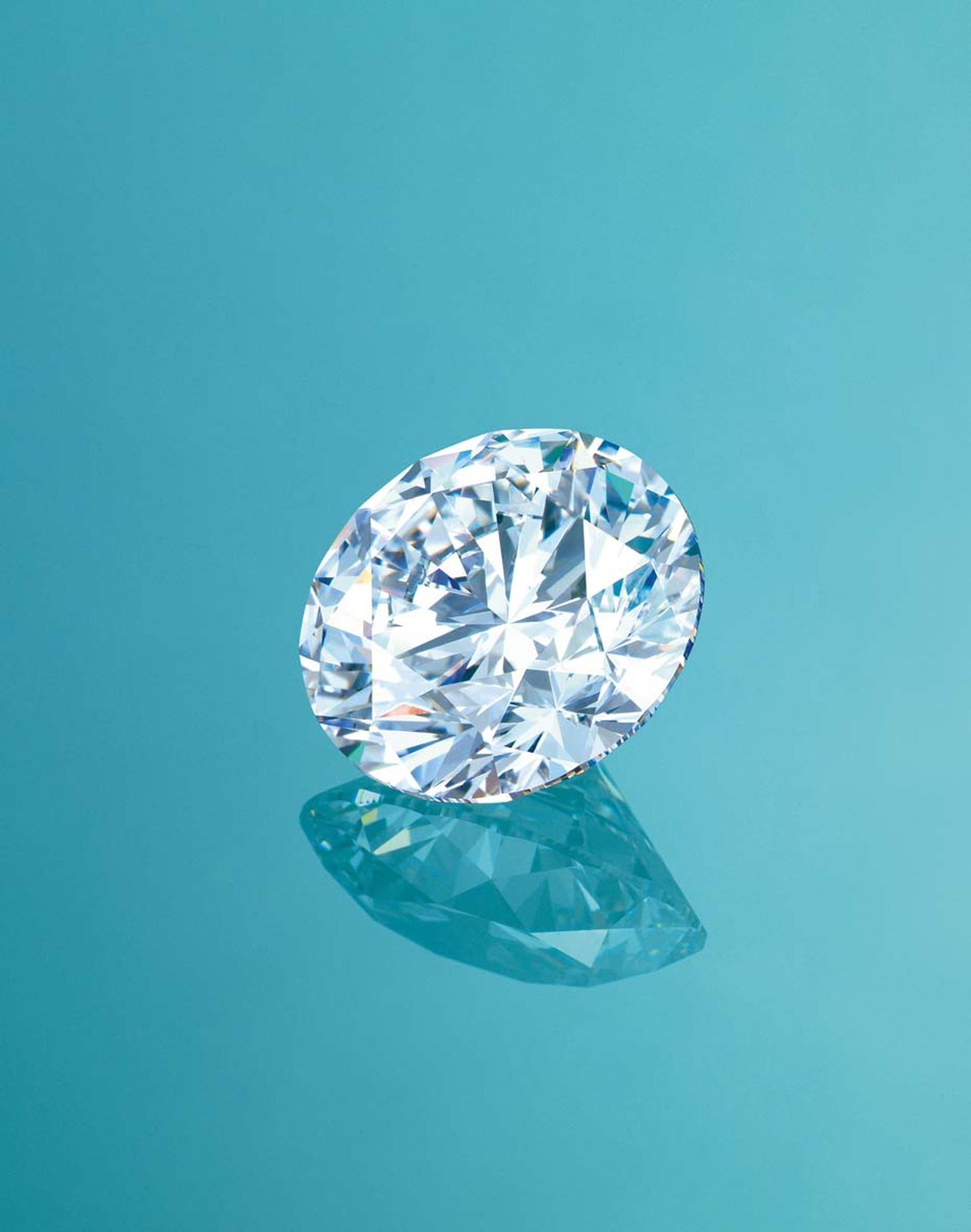 Another top lot at Christie's Hong Kong auction on 27 May is this 26.08ct unmounted D colour flawless clarity Type IIa brilliant-cut diamond (estimate: US$4-6.5 million)