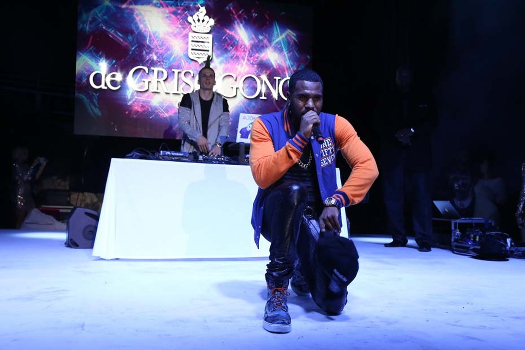 Jason Derulo entertained party-goers with a live performance in the grounds of the Hôtel du Cap-Eden-Roc