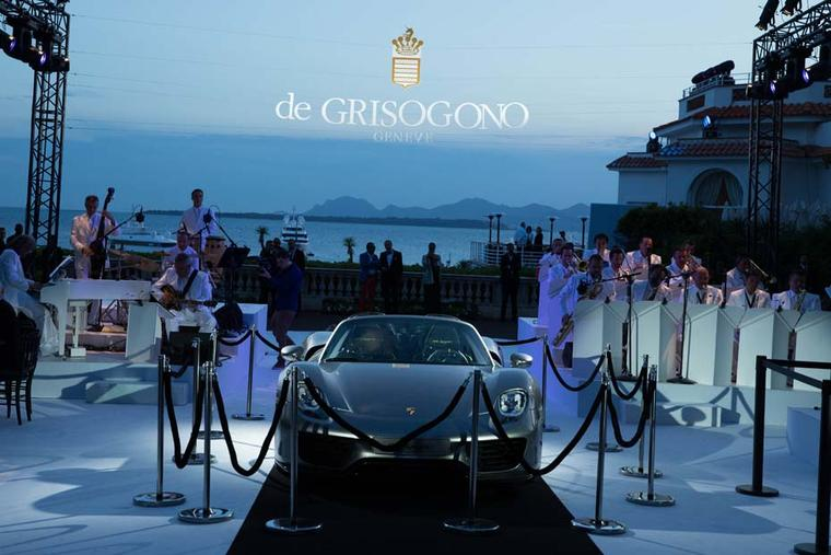 de GRISOGONO hosts its annual Cannes Film Festival party at the Hôtel du Cap-Eden-Roc - a bringing-together of all things beautiful, including a stunning setting, dozens of celebrities and, of course, de GRISOGONO jewellery