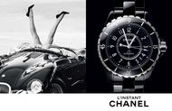 Chanel watches launches its first advertising campaign in over 20 years and it is tres chic